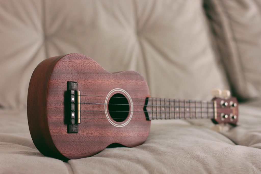 Guitar and Ukulele lessons in Wicklow Ireland